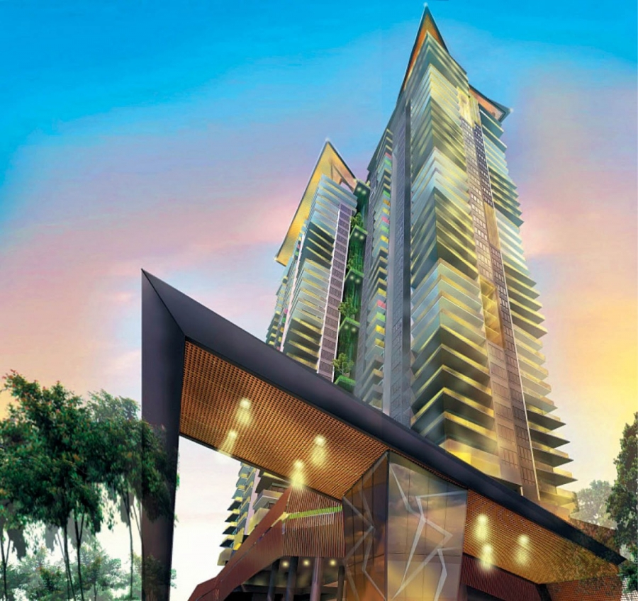 trinity group s new condo in mont kiara coming up trinity group