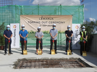 Trinity Lemanja In Kepong Achieves 99% Sales Take-Up Rate