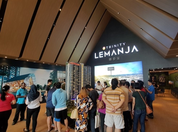 Trinity Group secures RM160mil sales for Trinity Lemanja within first month of launch