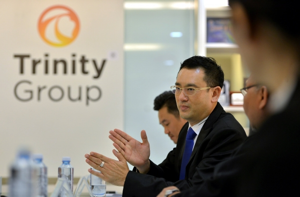Trinity secures RM160M in sales